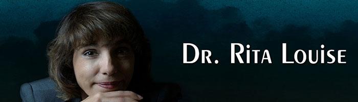 Medical Intuitive - Dr. Rita Louise