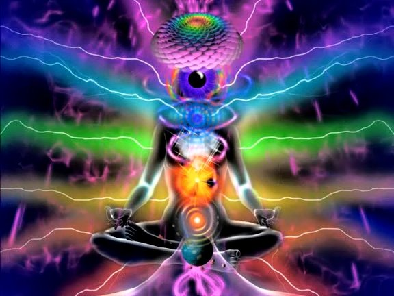 anatomy of the spirit - aura - chakra - subtle energy